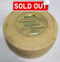"""Caciotta """"La Pietrara"""""""