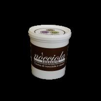 Crema di Nòcciola Fondente  1 Kg