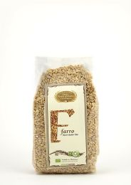 Farro Decorticato Biologico 500 gr.