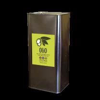 Olio Extra Vergine di Oliva Monocultivar Caninese 100% 5 Lt