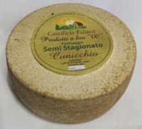 """Formaggio Semi Stagionato """"Cunicchio"""""""