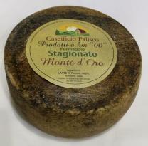 """Formaggio Stagionato """"Monte d'Oro"""""""